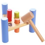 ELC Wooden Hammer Bench - Early Learning Centre